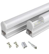 2 x T8 LED Integrated Tube lights ,2ft complete with fitting 60cm SMD Cree