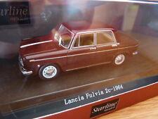 voiture1/43 STARLINE models : LANCIA FULVIA 2C 1964 bordeaux