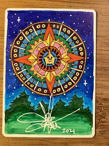 MTG ARTIST PROOF Japanese Conservator Art Amy WEBER Magic