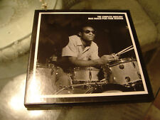 MAX ROACH COMPLETE MERCURY SESSIONS....MOSAIC-MD-201.....VERY NICE CONDITION....