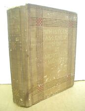 Whistler As I Knew Him by Mortimer Menpes 1904 Hardcover First Edition