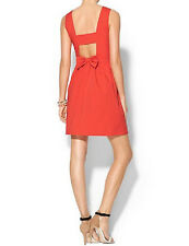 Pim + Larkin Piperlime 4 Nwt Open Back Fit and Flare Dress Bow Accent S 4