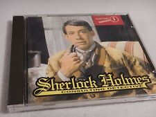 Sherlock Holmes Consulting Detective Volume I 1 (PC) 1992 ICON Simulations CD