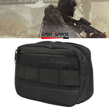Tactical Molle Accessory Tools & Kits Pouch Combat Utility Bag For Waist Vest