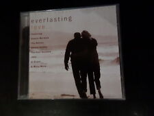 CD ALBUM - EVERLASTING LOVE - DIONNE WARWICK / HOLLIES / 10CC / FOUR SEASONS