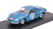 Alpine A 110 #22 Monte Carlo 1971 1:43 Model 151269 SOLIDO