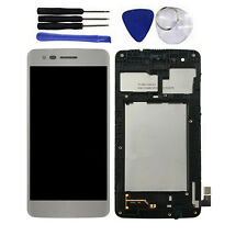 LCD Display Screen Digitizer Touch + Frame For LG M210 MS210 Aristo LV3 K8 2017