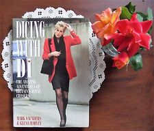 Princess Diana Dicing with Di many rare photographs HC book from England HTF