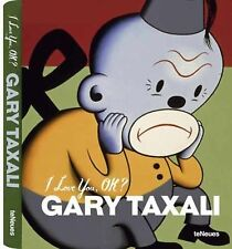 I Love You, Ok? by Gary Taxali Hardcover Book (English)   NEW
