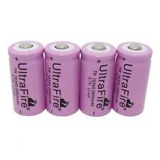 Clever 25 X Varta Cr123a Lithium 3v 6205 Cr17345 Blister Fotobatterien Elektromaterial Heimwerker