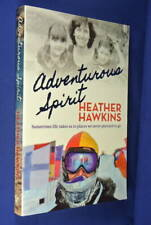 ADVENTUROUS SPIRIT Heather Hawkins WOMAN ULTRA WORLD MARATHON RUNNING CANCER BIO