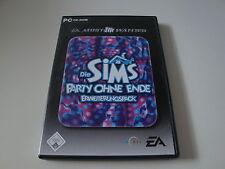 PC Spiel Die Sims: Party ohne Ende (Erweiterungspack) (1)