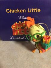 GROLIER Disney's Chicken Little Presidents Edition ornament! MIB NEW