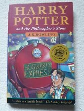 Harry Potter and the Philosopher's Stone, 1st/25, Pb, Wand Error in solander box