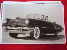 1953 LINCOLN  CAPRI  CONVERTIBLE   11 X 17  PHOTO  PICTURE