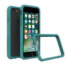 iPhone 8 Plus/7 Plus Case RhinoShield 11Ft Drop Tested ShockProof Tech-Teal Blue