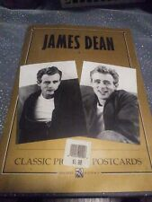 20 James Dean Black and White Postcards Classic Pictures Seafarer Books 1994