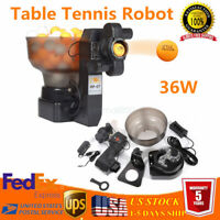HP-07 Ping Pong/Table Tennis Robots Automatic Ball Machine for Training Exercis