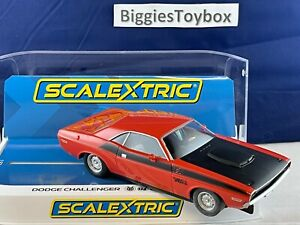 1/32 Auction 37 of 40 NOS SCALEXTRIC DODGE Challenger T/A  Ref: C4065 LIGHTS