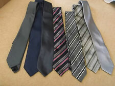 8 ties used but good condition