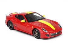 Ferrari 599 Gto 2010 Red Yellow BBR 1:43 BBRC35B1