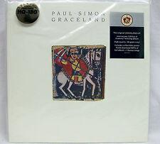 """NEW & Sealed Paul Simon """"Graceland"""" LP 180-Gram Vinyl Record + Bonus Songs & MP3"""