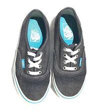 2556fb2ad0 Vans Womens Shoes Era 2 tone Gray Tile Blue Size Mens 3.5 Women 5