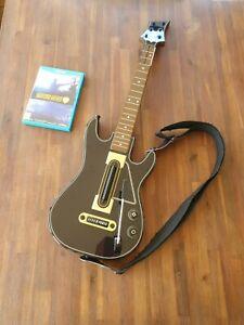 Guitar Hero Live - Wii U - Guitare + Jeu