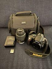 Nikon D5100 DSLR Camera with Lens, Carrying Case, & 16gb Memory Card