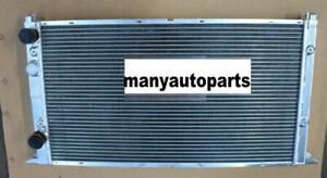 Race Radiator for VW GOLF MK3 III VR6 GTI POLO 6N1 6N2 LUPO VENTO 1.0 1.4 1.6