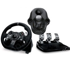 LOGITECH Driving Force G920 Steering Wheel and Gearstick Game Controller Bundle