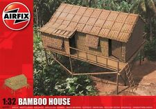 Airfix A06382 Bambù House Kit 1/32 Scala Nuovo in Scatola
