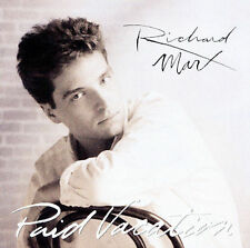 Paid Vacation by Richard Marx (CD, Feb-1994, Capitol/EMI Records) Free Shipping!