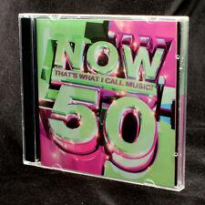 Ahora Es decir Lo Que Yo Llamo Música Vol.50 Sum 41,Wheatus,Daft Punk cd de X 2