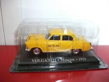 volga M21 taxi moscow 1955 taxi 1/43