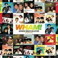 WHAM JAPANESE SINGLES COLLECTION BLU-SPEC CD + DVD 6468502 4547366468502