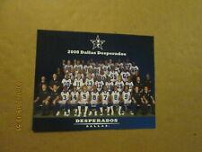 Afl Dallas Desperados Other Football Fan Apparel Souvenirs For Sale Ebay