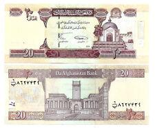 Afghanistan 20 mieux combiner 2008 sh1387 UNC P 68 C