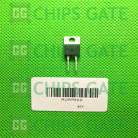 5PCS FSC RURP860 TO220 8A 600V UltraFast Diodes; Package:
