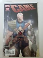 CABLE #1 (2008) MARVEL COMICS X-MEN BABY HOPE SUMMERS! 1ST PRINT! X-FORCE