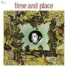 Lee Moses - Time and Peace [CD]