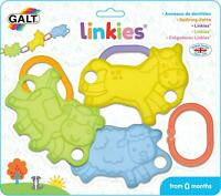 Galt LINKIES Baby Activity Teether Toy BN