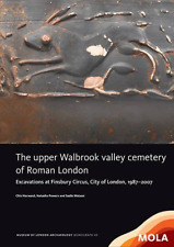 Chiz Harward-Upper Walbrook Valley Cemetery Of  BOOK NEUF