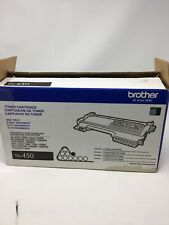 Genunie BROTHER TN-450 BLACK TONER CARTRIDGE HIGH YIELD DCP-7060D-7065DN-7060D()
