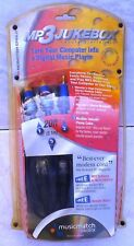 Monster Cable MP3 Jukebox Computer Starter Kit, Sealed New In Package