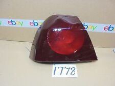 00 01 02 03 04 05 Impala DRIVER Side Tail Light Used Rear Lamp #1778-T