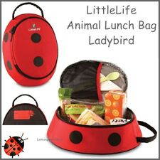 LittleLife Lunch Bag Ladybird Lunchbox Lunch Pack Animal