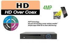 8 CH Tribrid 720/1080P 1U DVR Supports HDCVI, Analog, IP Video Dahua XVR