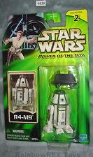 Star Wars 2002 R4-M9 POTJ  Mint on Card