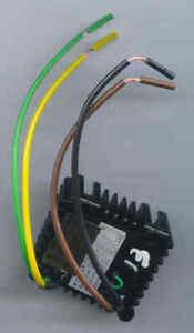 Lucas/Miller V-Reg 2a Solid State Regulator Vintage Bikes! Negative Earth!
